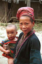 to Jpeg 46K Dzao mother and child 9510J26T